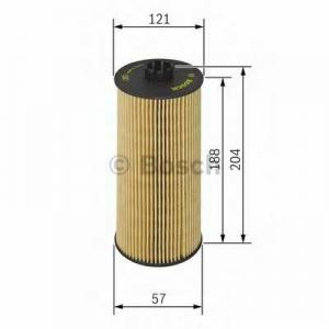 Масляный фильтр f026407051 bosch - MAN TGA  28.360 FNLC, FNLLC