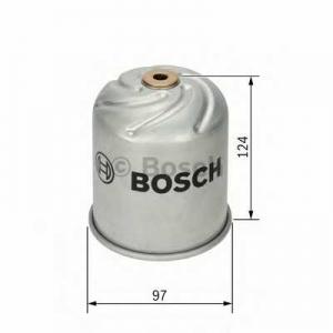 BOSCH F 026 407 058 Фильтр масляный (центробежный) DAF (TRUCK) (пр-во Bosch)