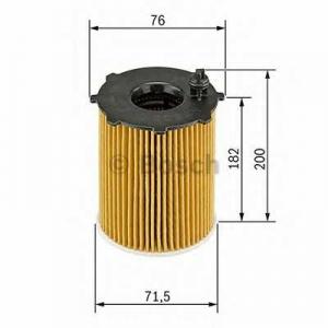 Масляный фильтр f026407066 bosch - PORSCHE CAYENNE вездеход закрытый 3.0 Diesel