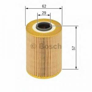 Масляный фильтр f026407091 bosch - LEXUS CT (ZWA1_) Наклонная задняя часть 200h