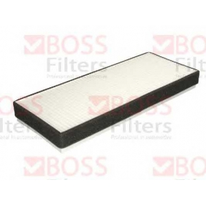 BOSS FILTERS BS02002 Фільтр салону