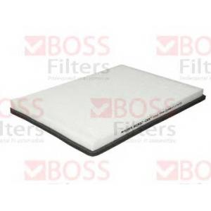 BOSS FILTERS BS02007 Фільтр салону