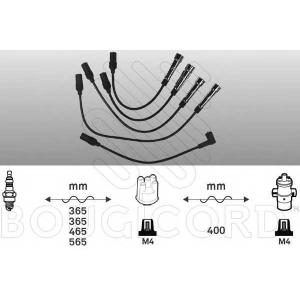 BOUGICORD 4101 Свечные провода