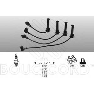 BOUGICORD 4148 Ккомплект проводов зажигания