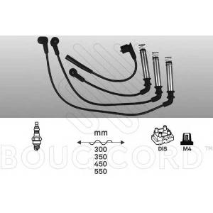BOUGICORD 4152 Ккомплект проводов зажигания
