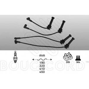 BOUGICORD 4178 Ккомплект проводов зажигания