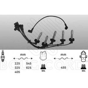 BOUGICORD 6468 Ккомплект проводов зажигания