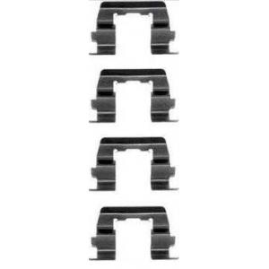 BREMBO A 02 259 Комплектующие, колодки дискового тормоза Хюндай Понни Эксель