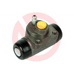 BREMBO A 12 288 Цилиндрик тормозной RENAULT LAGUNA 94-00 (-ABS) LUCAS 19,05мм