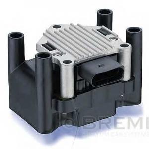 BREMI 11731 Котушка запалювання AUDI/SEAT/SKODA/VW \1,0-1,8 \98>>