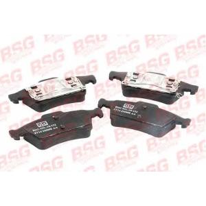 BSG bsg30-200-010 Колодки тормозные дисковые задние