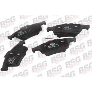 BSG bsg30-200-021 Колодки тормозные задние