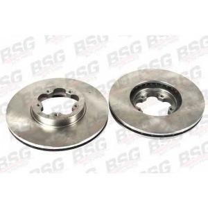 BSG BSG 30-210-007 Диск тормоз.пер. 06-12   2,4TD