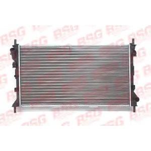 BSG BSG 30-520-005 Радиатор CONN (с кондиц)