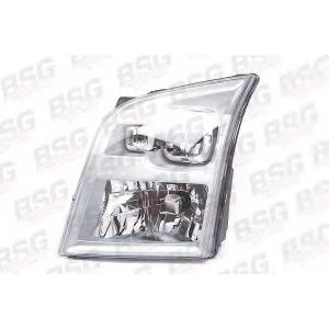 BSG bsg30-800-014 Вставка фары, основная фара