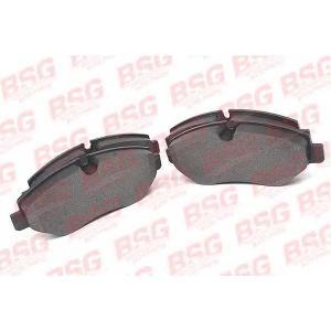 BSG bsg60-200-011 Колодки тормозные дисковые передние