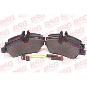 BSG bsg60-200-012 Колодки тормозные дисковые задние