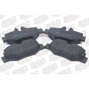 BSG BSG 60-200-015 Колодки тормозн. задн. MERCEDES VITO (W639)