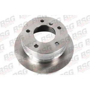 BSG BSG 60-210-007 Диск торм. зад. Sprinter 208-212