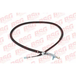 BSG BSG 60-765-002 Трос ручника Sprinter (ушастый) 412Dлев