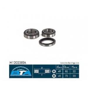 BTA H12023BTA Підшипник колеса,комплект