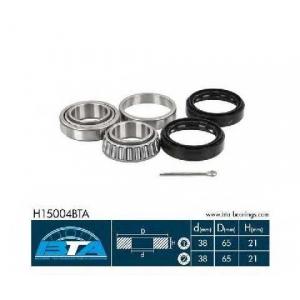 BTA H15004BTA Підшипник колеса,комплект