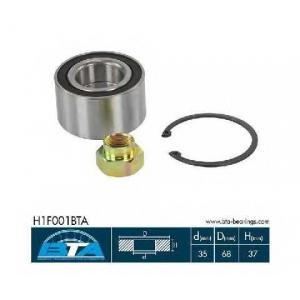 BTA H1F001BTA Підшипник колеса,комплект