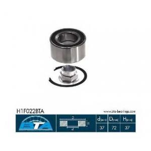 BTA H1F022BTA Підшипник колеса,комплект