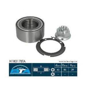 BTA H1R017BTA Підшипник колеса,комплект