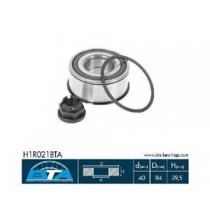 BTA H1R021BTA Підшипник колеса,комплект
