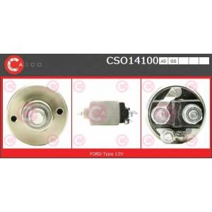 CASCO CSO14100 Втягивающее реле стартера