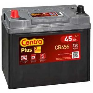 CENTRA CB455 Стартерная аккумуляторная батарея