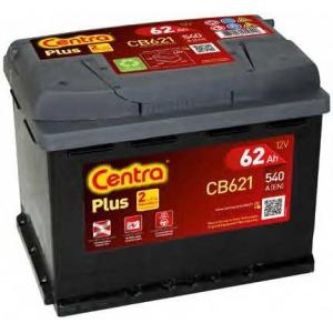 CENTRA CB621 Стартерная аккумуляторная батарея