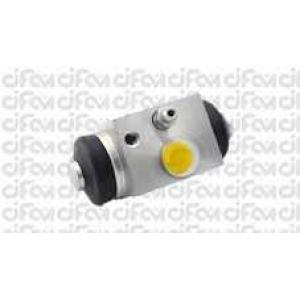CIFAM 101-704 Тормозной цилиндр C2/C3/Xsara/106/206 Lucas (одно крепление)