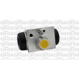 CIFAM 101-744 Тормозной цилиндр Logan 05/10-> Clio2 +ABS Bosch (одно крепление)