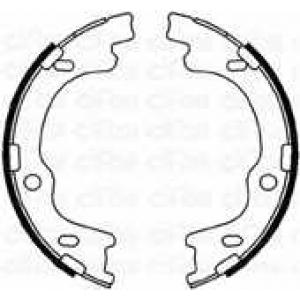 CIFAM 153185 Комплект тормозных колодок, стояночная тормозная система