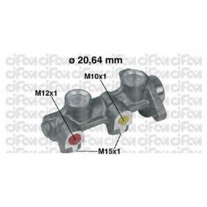 CIFAM 202180 Главный тормозной цилиндр