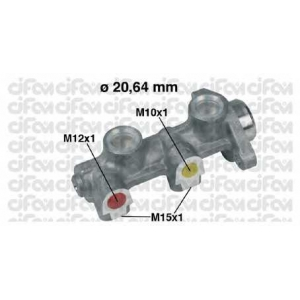 CIFAM 202-184 Тормозной цилиндр