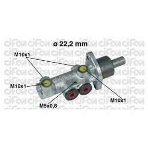 CIFAM 202353 Главный тормозной цилиндр