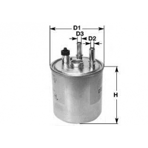 CLEAN FILTERS DN1990 Топливный фильтр
