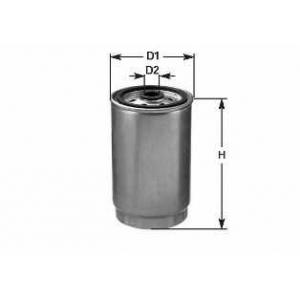 CLEAN FILTERS DN323 Топливный фильтр
