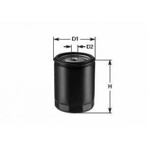 CLEAN FILTERS DO223 Масляный фильтр
