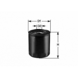 CLEAN FILTERS DO327 Масляный фильтр
