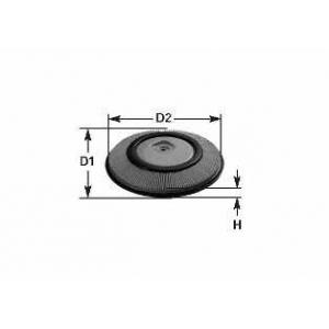 CLEAN FILTERS MA1075 Воздушный фильтр