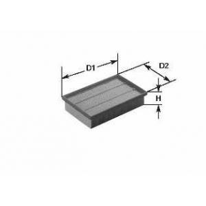 CLEAN FILTERS MA642 Фильтр воздушный PSA