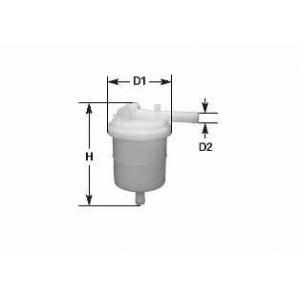 CLEAN FILTERS MBNA013 Топливный фильтр