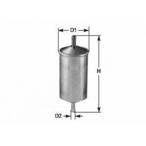 CLEAN FILTERS MBNA1539 Топливный фильтр