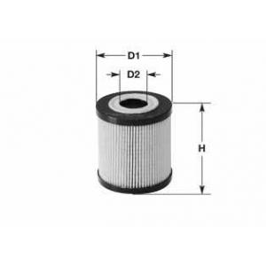CLEAN FILTERS ML1723 Масляный фильтр
