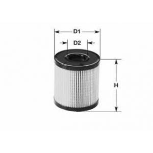 Фильтрующий элемент масляного фильтра FORD - TRANS ml1724 cleanfilters -
