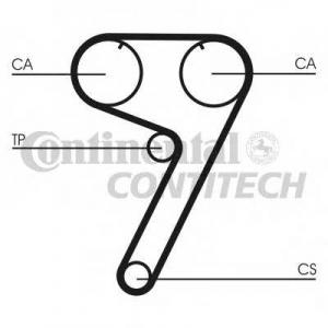CONTITECH CT670